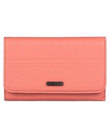 Roxy Juno Wallet Pink