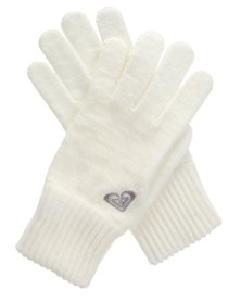 Roxy Mellow Gloves White