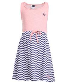 Roxy Loving Hip Hop Dress Pink