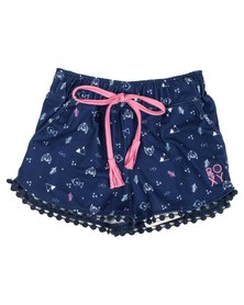 Roxys Tods Little Forest Shorts