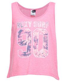 Roxy Sunny Skyline Vest Pink