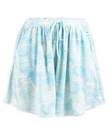 Roxy Half Ruby Shorts Blue