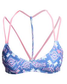 Roxy Sweet Honey Bikini Top