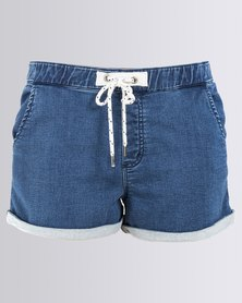 Roxy Venice Shore Shorts Blue