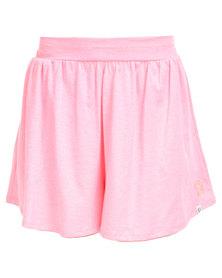 Roxy Short Skort Shorts Pink