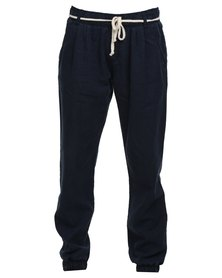Roxy Sun Hands Pants Blue