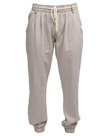 Roxy Sun Hands Pants Stone