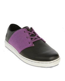 Royal Elastics Brother Basil Lo Sneakers Black