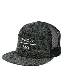 RVCA VA All The Way Trucker Grey