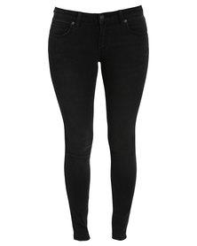 RVCA Lately Jeans Black