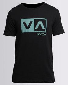RVCA Balance Box T-shirt Black