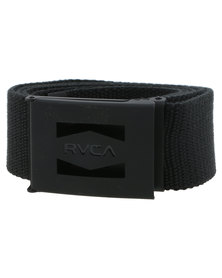 RVCA Hayes Scout Belt Black