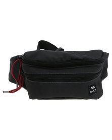 RVCA Town Waist Pack Pirate Black
