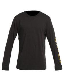 RVCA Cinch T-Shirt Black