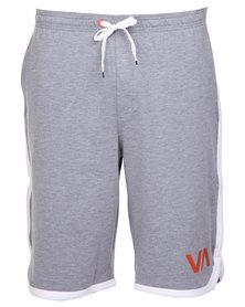 RVCA VA Sport Shorts 2 Grey