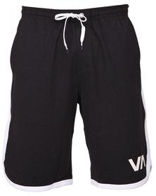 RVCA VA Sport Shorts 2 Black