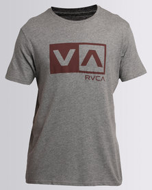 RVCA Balance Box Grey