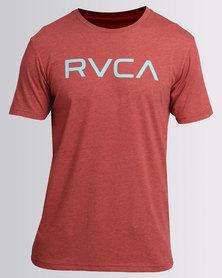 RVCA Big RVCA Red