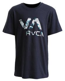 RVCA Southeastern VA Tee Navy
