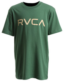RVCA Big Tee Green
