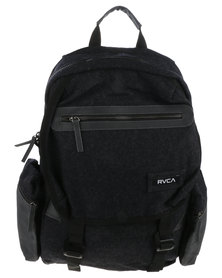 RVCA Dunes BackPack Charcoal