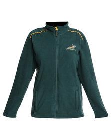 SA Rugby Polar Fleece Green