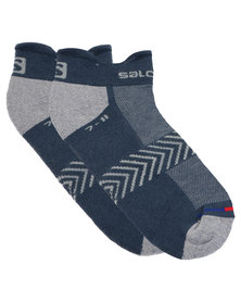 Salomon Sonic Sock Navy