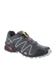 Salomon Speedcross 3 Running Shoe Grey
