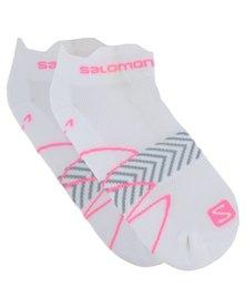 Salomon XA Sonic White/Pink