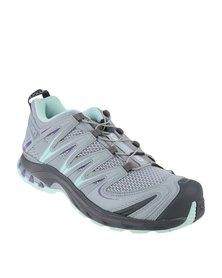 Salomon XA Pro 3D Trail Running Shoes Grey