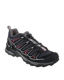 Salomon X Ultra 2 Hiking Shoes Black