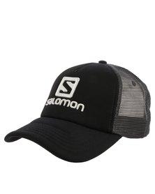Salomon Track Cap Black