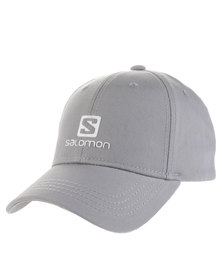 Salomon Cap Grey