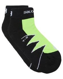 Salomon City Trail Socks Multi