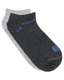 Salomon Life 2 Pack Socks Multi