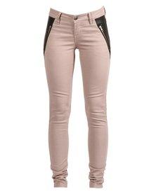 Selected Lucca Pants Grey