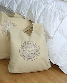 Sheraton Eco Collection Wool Duvet 450gsm White