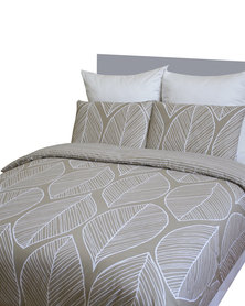 Sheraton Elagance Natural Duvet Cover Set Neutral