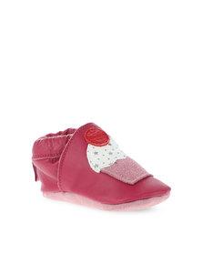 Shooshoos Pink Cupcake Pump Pink