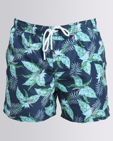 Shotgun Swimshorts Blue