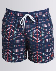 Shotgun Swimshorts Multi