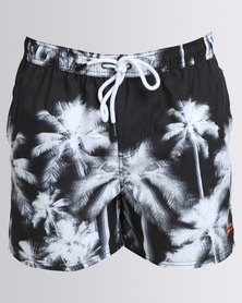 Shotgun Swimshorts Black