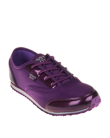 Sissy Boy Spyrocket Trainer Purple