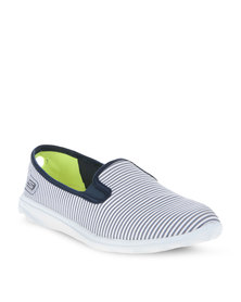 Skechers Go Sleek-Preppy Slip On Shoes Multi