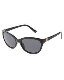 SKYE London Cats-Eye Sunglasses Black