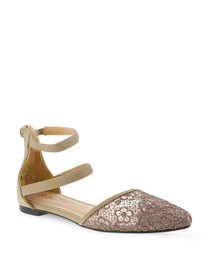 Solle Simone Flats Taupe