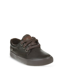 Soviet Astra Sneakers Brown