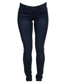 Soviet Margate Skinny Jeans Indigo