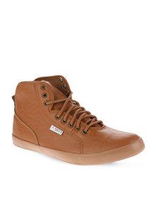 Soviet Falcon Sneakers Tan