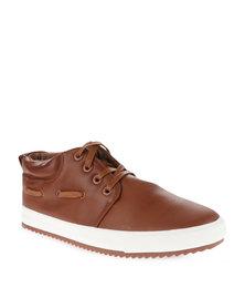 Soviet Scorpio Sneakers Tan